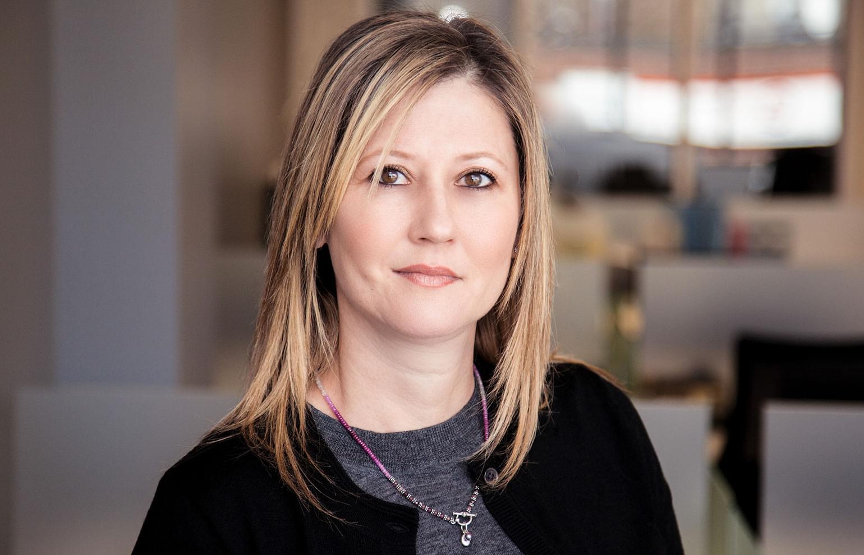Lisa Peressini, représentante de Bosley Real Estate à Toronto