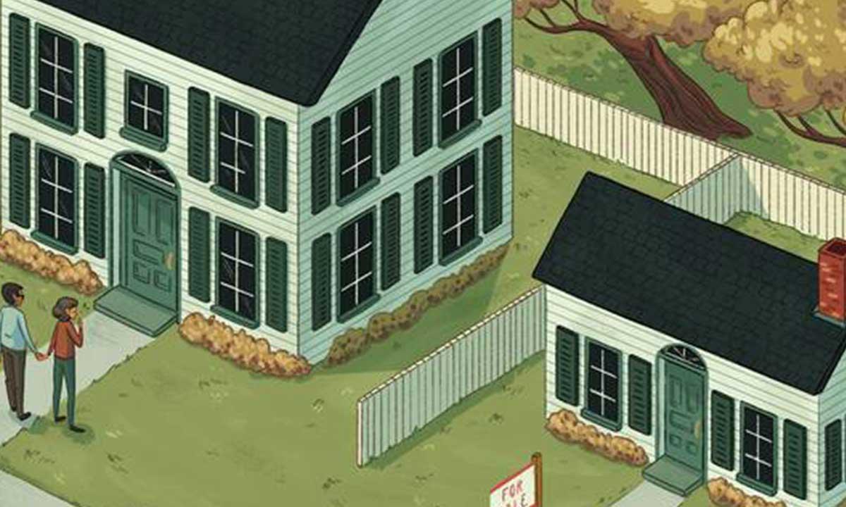 Une maison affordable rnovation maison mitoyenne for Acheter une maison en floride forum