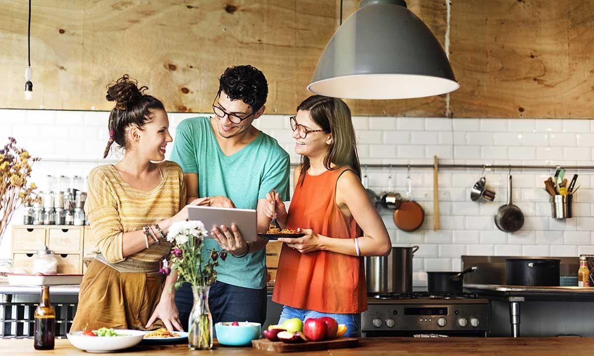 Idee Plat Etudiant.Douze Astuces D Etudiant Pour Bien Manger