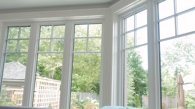 Fenêtres sans rideaux